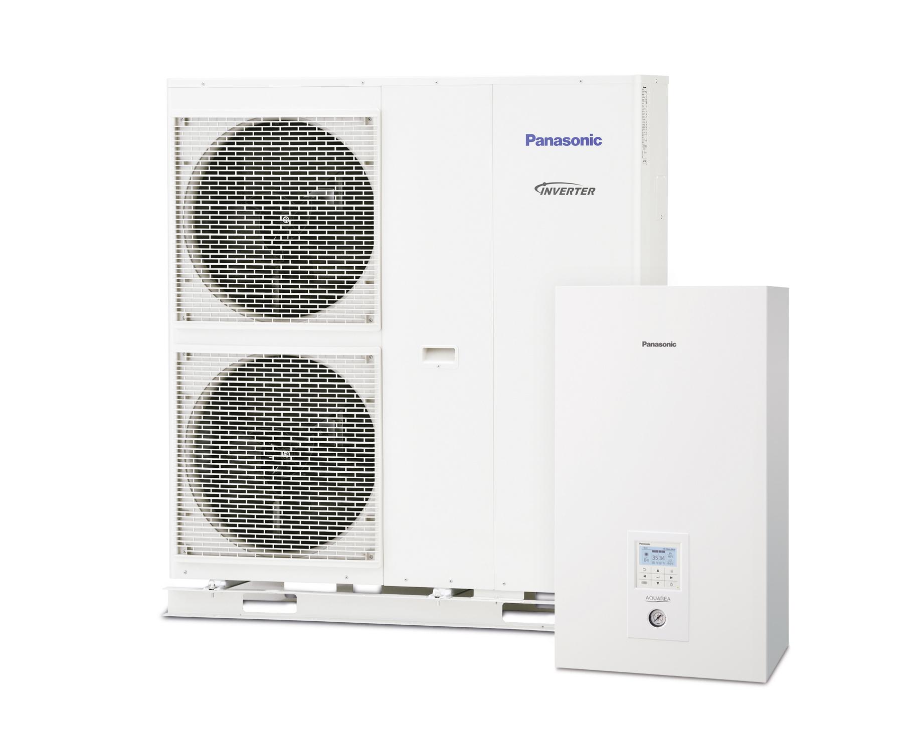 Panasonic Aquarea T-CAP SuperQuiet